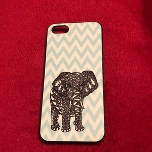 Accessories - Elephant hard IPhone 5 case
